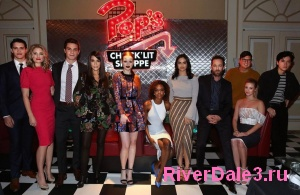 Ривердейл 3 сезон 13 серия. Реквием по полусреднему весу